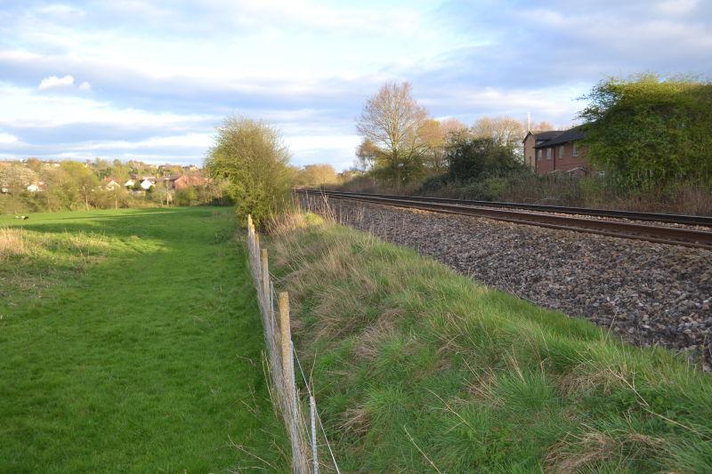 RAILWAY LINE: 80mph