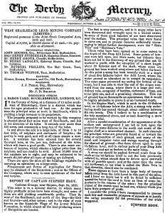 derby_mercury_west_snailbeach_share_issue_advert_1859