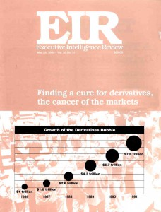 DERIVATIVES: THE CANCER OF THE MARKET